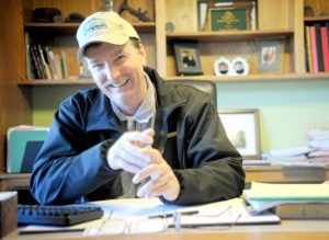 Logger of the Year credits team effort