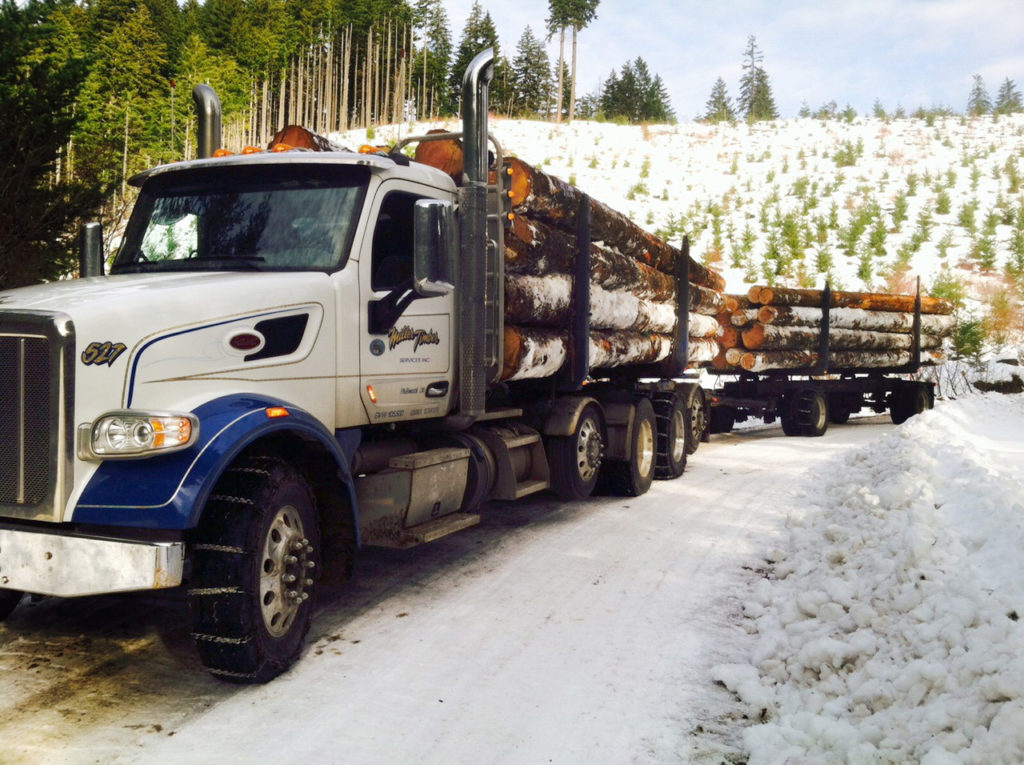 Miller Timber Services Trucking